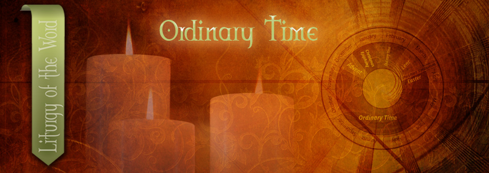 ordinary time banner image