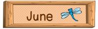 June bulletins icon