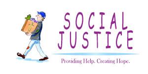 social justice announcement