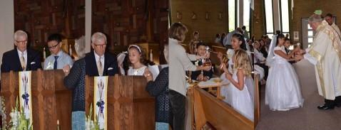 1st Eucharist 1