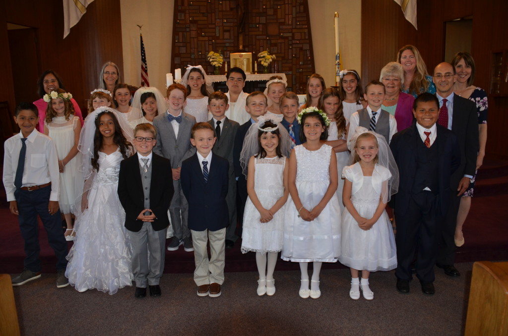1st Communion 2017